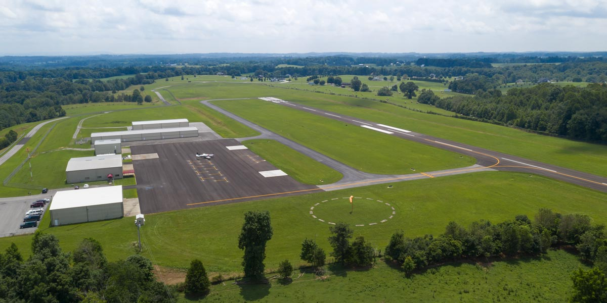 Russell County Airport