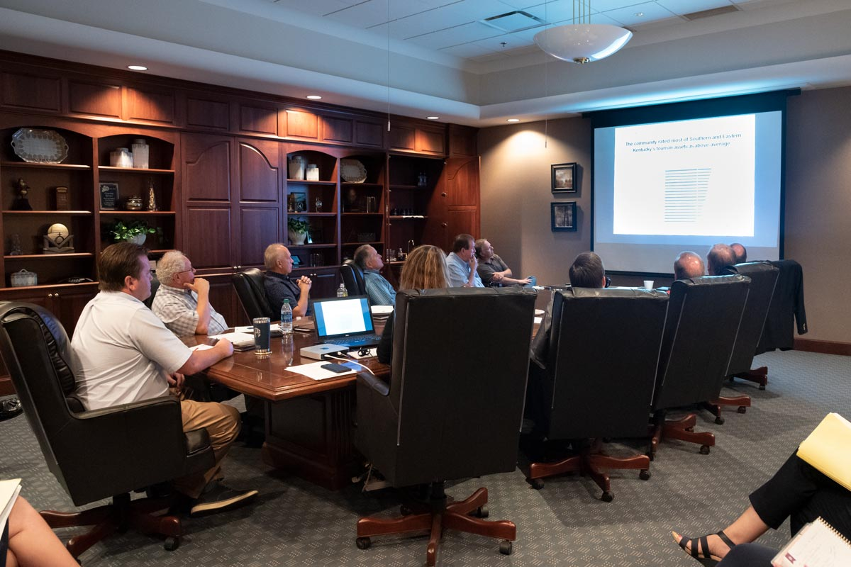 August 2019  meeting of the RCIDA Board of Directors