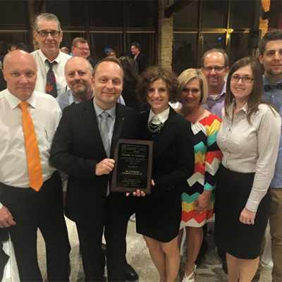 Dr. Schneider Outstanding Business of the Year