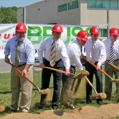 Bruss Expansion Adds 100 Jobs