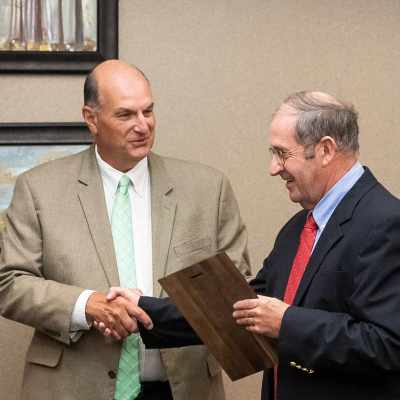 Russell County Native Rodney Hitch Named One of Top Economic Developers in North America