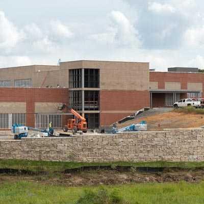 Lake Cumberland Regional College & Workforce Center Construction Progress