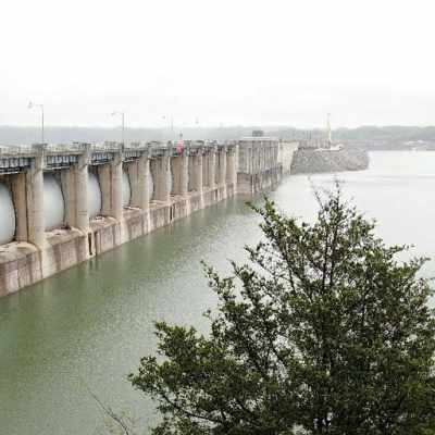 Officials Say Lake Cumberland on the Rise with Barrier Wall Complete